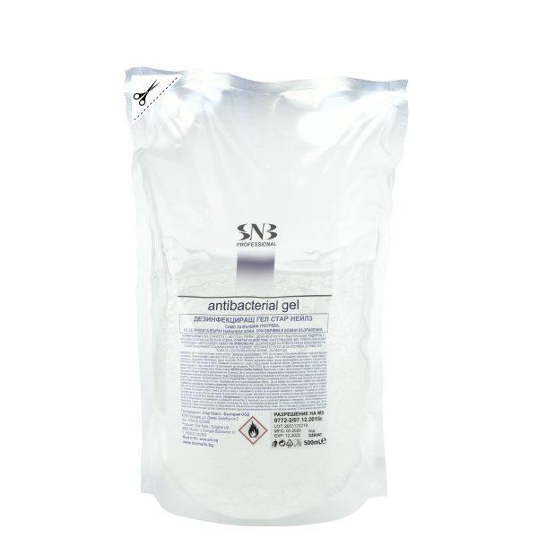 Антибактериален гел 500мл
